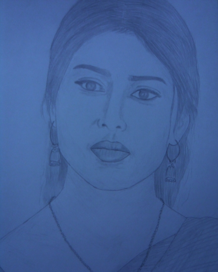 Shriya Saran by DAIA
